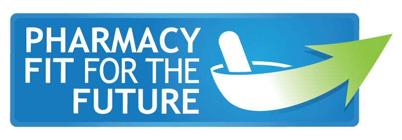 Pharmacy Fit For the Future logo